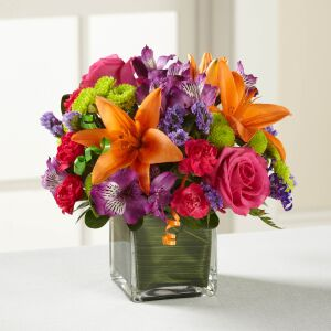 The FTD Birthday Cheer Bouquet